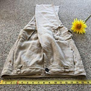 Ann Taylor LOFT Petite Linen Pants Size 4P